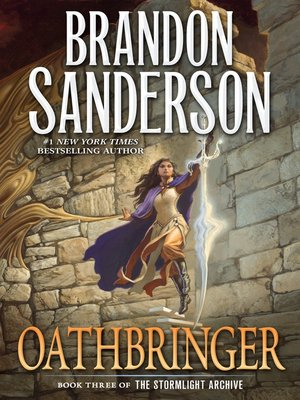 cover image of Oathbringer